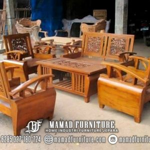 Kursi Tamu Jati Furniture Minimalis