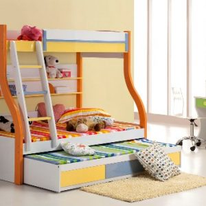 Set Kamar Anak Model Ranjang Susun